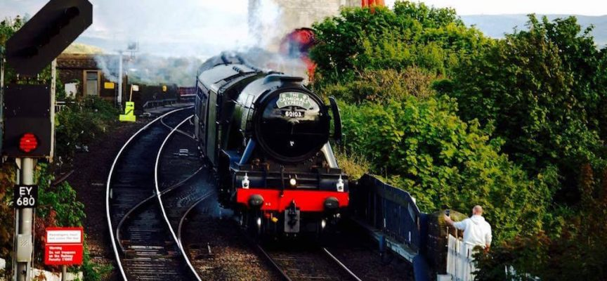 The Flying Scotsman is back