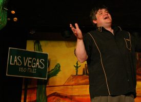 Jocky Wilson Said heads to Edinburgh!