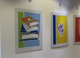 Everything you think you need: pop art expo opens at Fire Station Creative this week