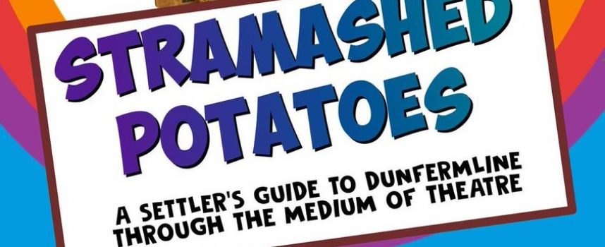 Stramashed Potatoes: new pub theatre night in Dunfermline for Outwith Festival