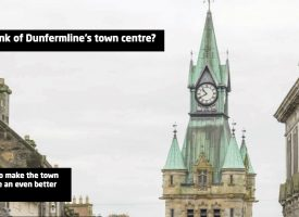 Design for Dunfermline: Blueprint event asks citizens for their High Street ideas