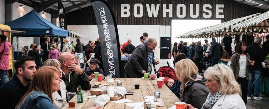 Bowhouse Food Weekend, Fife, 23 & 24 September