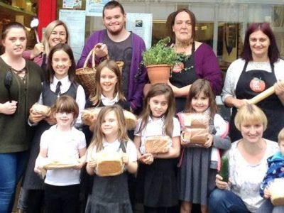 Rosyth hosts Scotland's third Real Junk Food Project