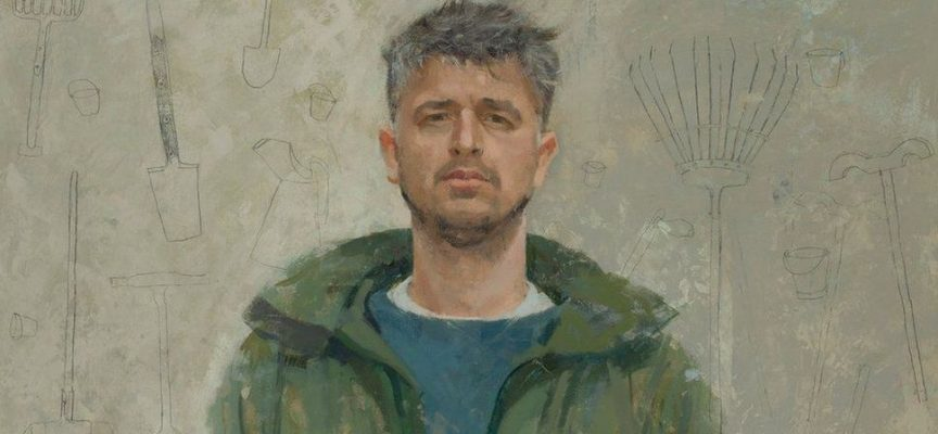Dunfermline artist is finalist in inaugural Scottish Portrait Awards