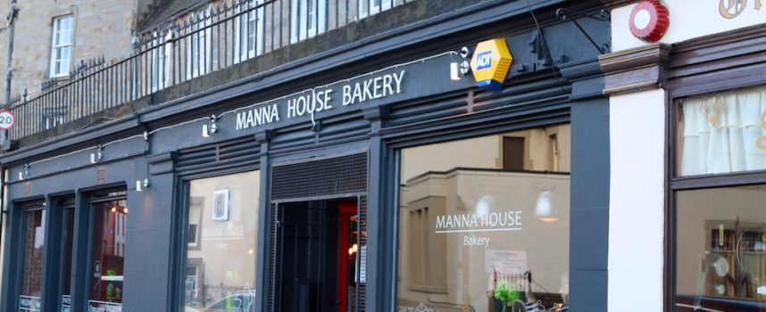 Manna House Bakery opened in South Queensferry