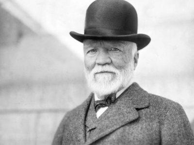 Andrew Carnegie & the Homestead Strike, 1892