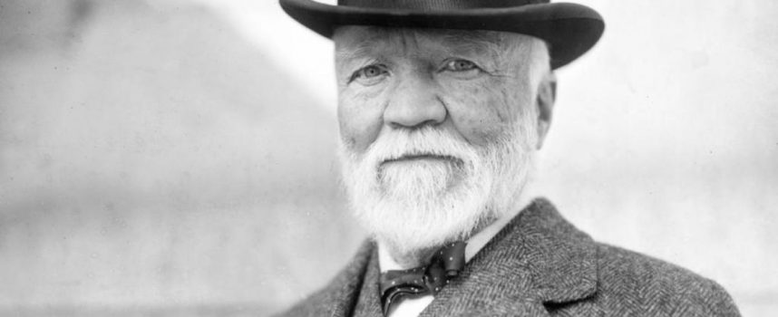 Andrew Carnegie & the Homestead Strike, 1892