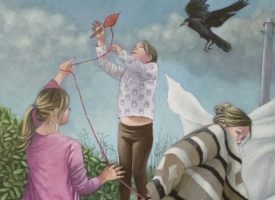 Thought and memory: Dunfermline artist's 'dreamlike' exhibition opens at Fire Station