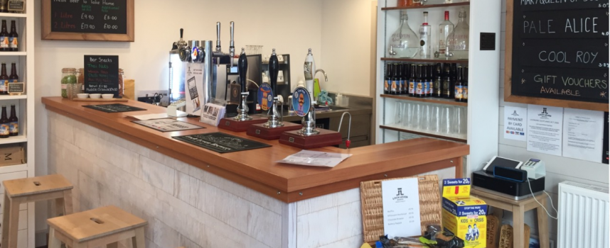 Loch Leven Brewery is latest addition to Kinross's growing food and drink scene