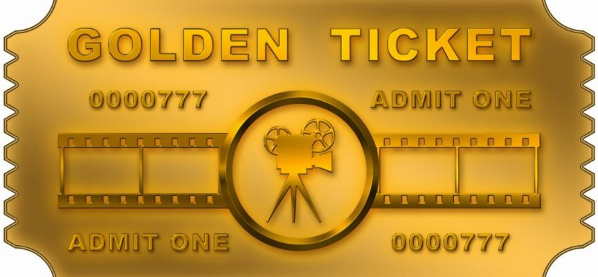 Win a Golden Ticket to The Dunfermline Filmhouse!