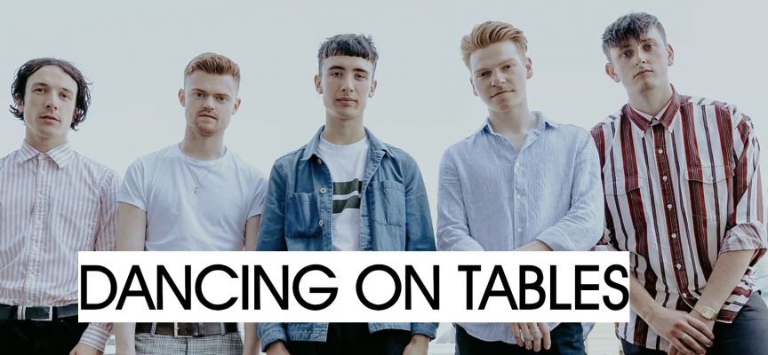 New song by Dancing on Tables out today