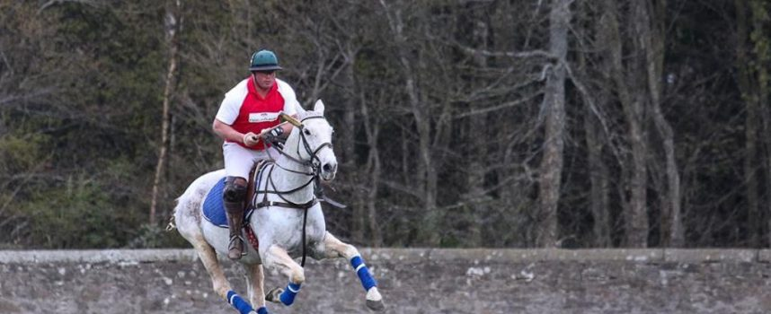 St Andrews Charity Polo Tournament in Perthshire, 27 April