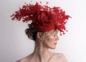 Hear about wonderful hats and vintage fashions at Carnegie Hall, Dunfermline