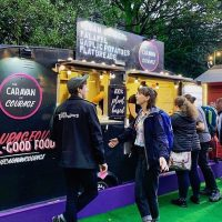 Vegan Food popping up in Dunfermline 26-28 February