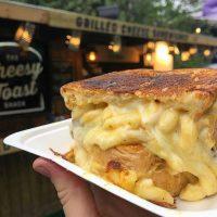 The Cheesy Toast Shack St Andrews