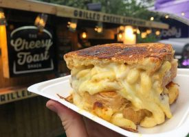 The Cheesy Toast Shack St Andrews