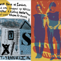 Betrothed and Divine: Dunfermline legends The Skids inspire new exhibition by Jonny Hannah